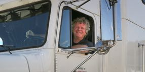 Q&A: Finn Murphy, Truck Owner-Operator and Author of 'The Long Haul'
