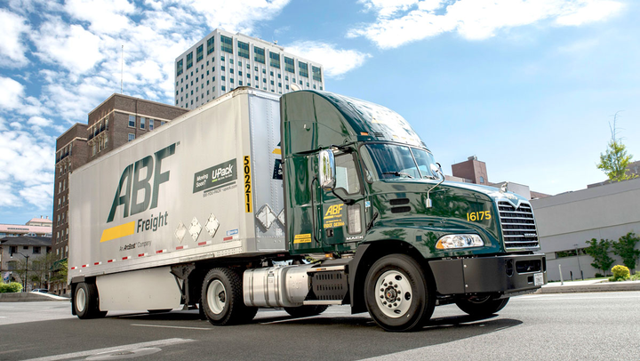 """ArcBest's roots date back to the 1920s, but today it does much more than LTL. """"I like to say that we now do it all in logistics with the exception of parcel, and that's a major strategic shift for us from our roots.""""  - Photo courtesy ArcBest"""