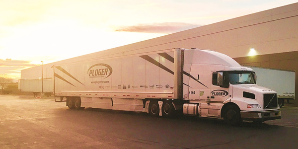 Ploger Transportation may be a small fleet, but it has pushed to be a leader in trying new fuel...