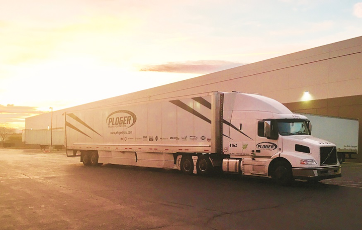 Ploger Transportation may be a small fleet, but it has pushed to be a leader in trying new fuel economy specs.