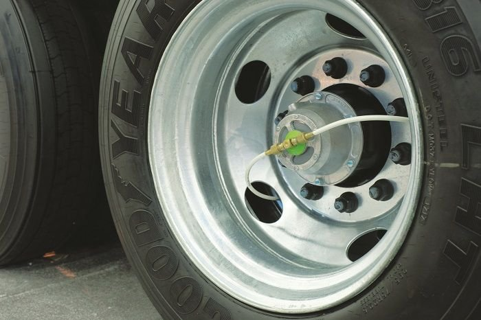 Galvanized wheels don't look as good as aluminum, but they're cheaper and they last longer than powder-coated steel wheels.