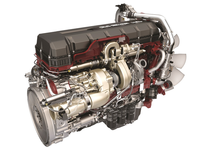 Advanced technologiessuch as waste heat recovery will play a role in 2021 and beyond. It's already available in some products, such as the turbo-compound option offered by Mack and Volvo.  - Photo courtesyMack Trucks