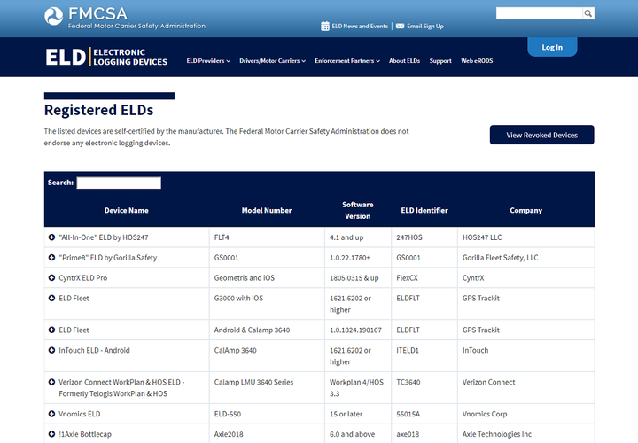 You'd think someone at DOT could spend a couple days checking 