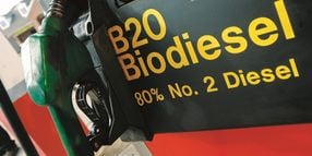 Bio-based Diesel Fuels Made Greatest Impact on Emissions Reduction