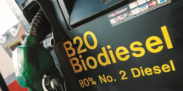 Biodiesel and renewable diesel fuels may not be as clean as other alternative fuel types or...
