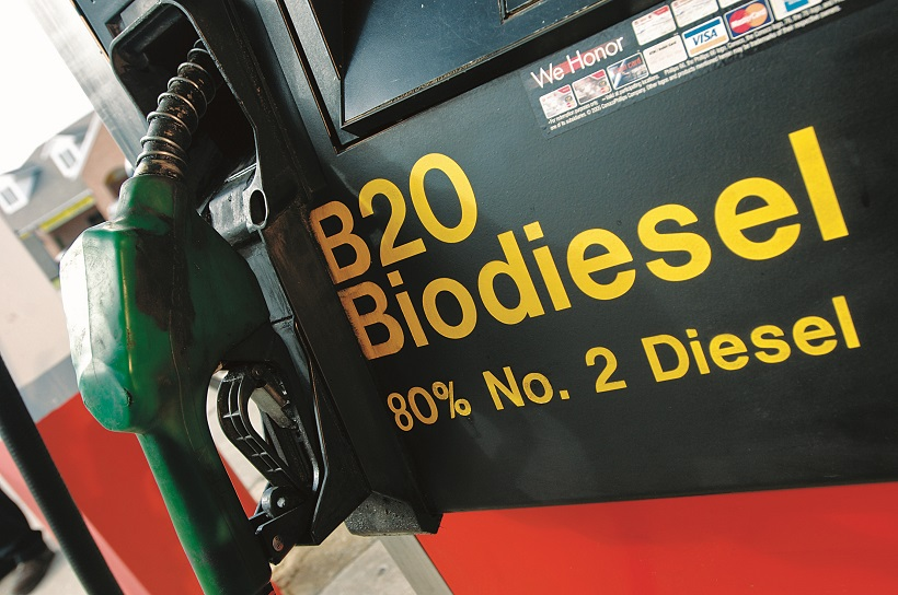 Biodiesel Tops Alt-Fuel Choice for Fleets, NTEA Survey Finds