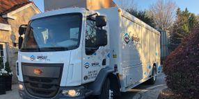 Quick Spin: Dana's Electrified Truck Powertrain