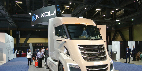 Nikola Motors CEO Trevor Milton was part of a panel discussion on Alternative Fuels, speaking...