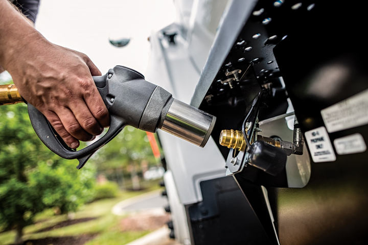 Fleet managers can choose from five different refueling options, each of which offer distinct advantages to help a company find a solution that best fits its business.  -