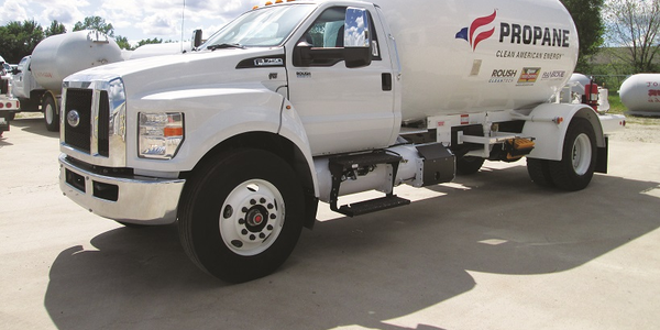Propane, technically a type of liquefied petroleum gas, is increasingly being marketed as...