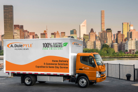 Why A. Duie Pyle is Adding Electric Trucks to its Last-Mile Delivery Fleet