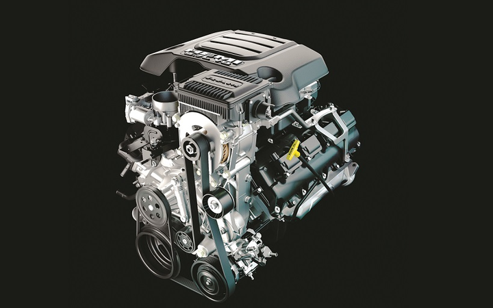 Displacement on demand has been a fuel-saving technology for light-duty gasoline engines for several years now. The technology also holds promise for diesel engines – but in a slightly different way.  - Photo: Ram Truck