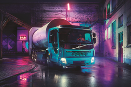 Volvo Electric Truck Making Its Way to West Coast