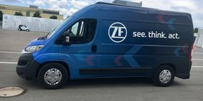 ZF Unveils its Latest Roadmap to Electric and Automated Trucks and More