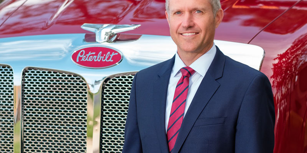 Jason Skoog has been general manager of Peterbilt since early this year.