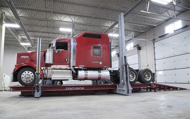 Trucks aren't cars, and the needs of heavy-duty collision repair specialists are different from their automotive counterparts.  - Photo via Chief