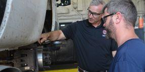 How One Fleet Faces Maintenance Tech Shortages Head-On