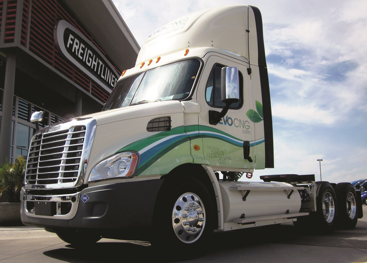 One advantage early alt-fuel adopters have is that they tend to get a lot more OEM support for their efforts, says John Sheehy with EVO.