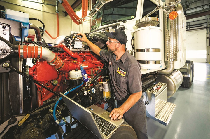 Previous fault codes and historical data can inform and develop effective preventive maintenance programs that keep you ahead of the problems.