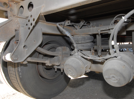CVSA will put a special emphasis on suspension and steering system defects during this year's Roadcheck inspection blitz.