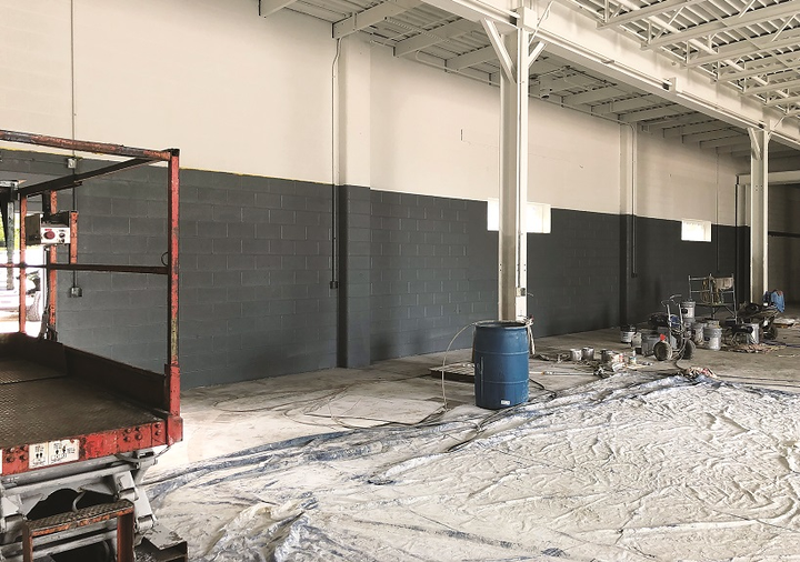 Ploger Transportation is consolidating its shop operation into one location. The new shop will be light and bright so technicians will have a good atmosphere to work in.