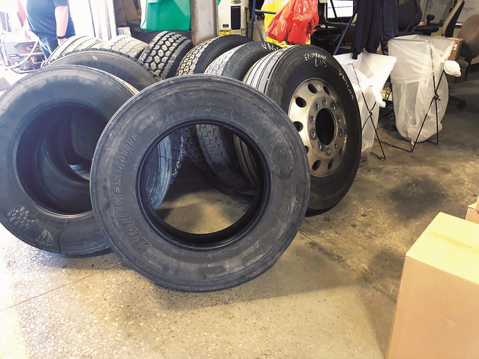 Tire testing can be tough to get right given all the variables in play. But consistent maintenance and attention to detail can deliver good results for your fleet.  - Photos: Jack Roberts