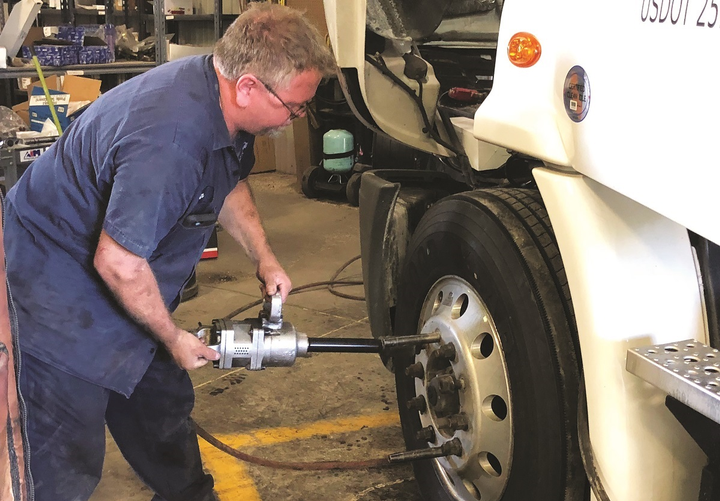 Communication is key for a successful tire test. Everyone involved, from the front office to the shop to the truck cab, should be aware that a tire test is being conducted and what is expected from them to help that test be successful. 
