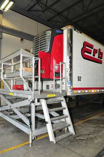 Not all trailers are created equal. Reefers, for example, will require more equipment and attention to detail from any maintenance provider you're considering. -