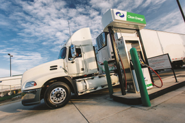 Natural Gas Is Still the King of Alternative Fuels