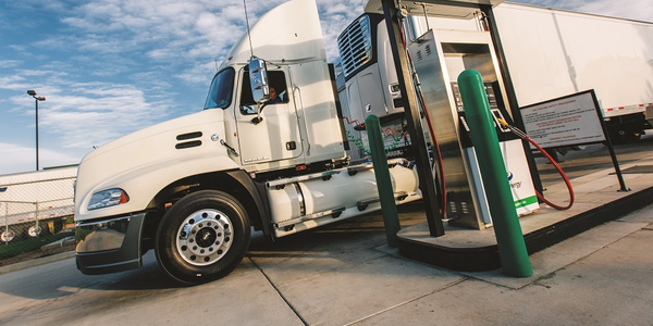 Natural Gas truck sales fell 23% year-to-date through November 2018.