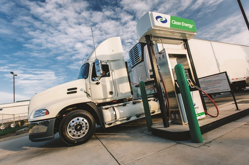 Natural Gas Truck Sales Are on the Rise
