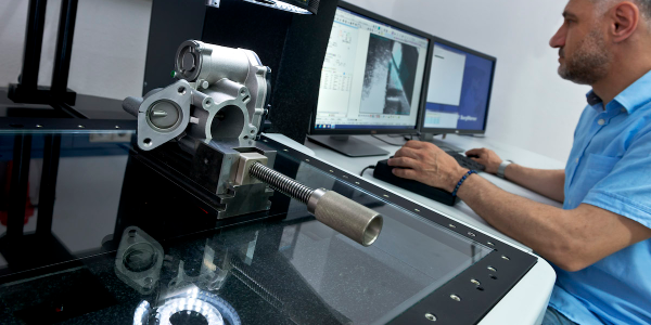 Testing is part of the remanufacturing process, whether it is a purely mechanical component or a...