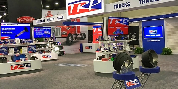 OEMs are really focusing on promoting all-makes parts programs, like Paccar's TRP, more heavily....