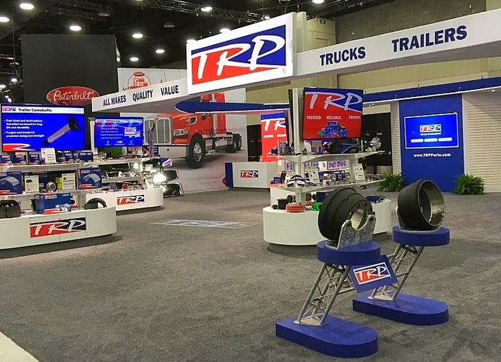 OEMs are really focusing on promoting all-makes parts programs, like Paccar's TRP,more heavily. What's behind the push?  - Photo via TRP Facebook