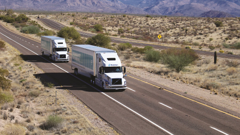 News reports indicate that a transition from test tracks to real-world operation on public roads...