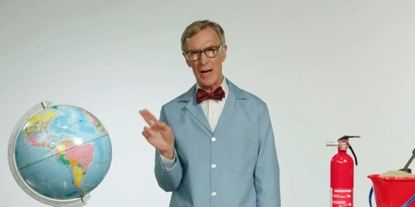 Bill Nye used incendiary language to address climate change but the issue has had real world...