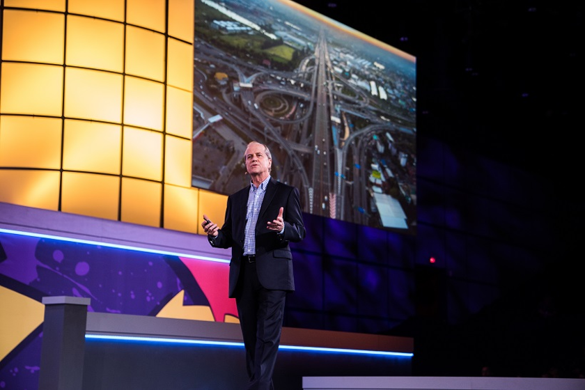 """""""Edge computing: a way to take advantage of all the data on the truck,"""" Thomas Fansler,..."""