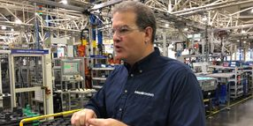 Paccar Shows Off Modern, Green, and Clean MX Engine Plant