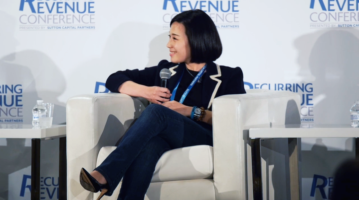 "Next Trucking Co-Founder and CEO Lidia Yan joined the ""Recurring Revenue Rockstars: Success Stories You Haven't Heard"" panel at the Recurring Revenue Conference last year.