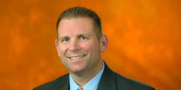 Schneider's Mike Kukiela is passionate about logistics.