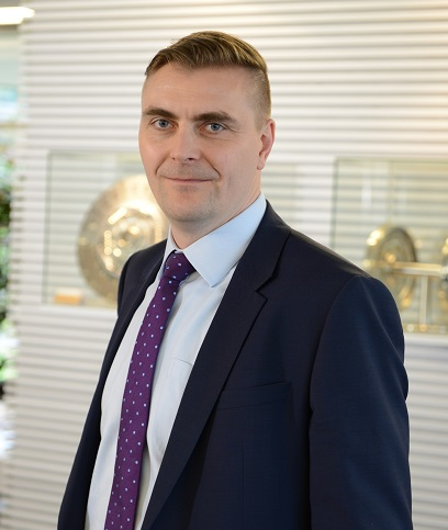 Mitja Schulz, senior vice president, Commercial Vehicle Technology for ZF - Photo courtesy ZF