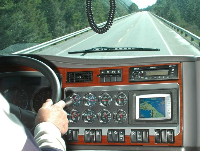 Driver behavior is just one example of data that can be gleaned from telematics that can help a fleet's bottom line.  - Photo by Jim Park