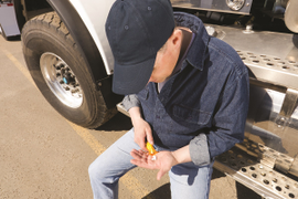 Digging Into Truck Driver Drug Use