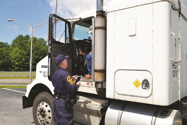 Right now, inspectors are being patient with drivers who don't know how to transfer the data files from their ELDs. Come December, they're more likely to expect drivers to know how to do it without coaching.