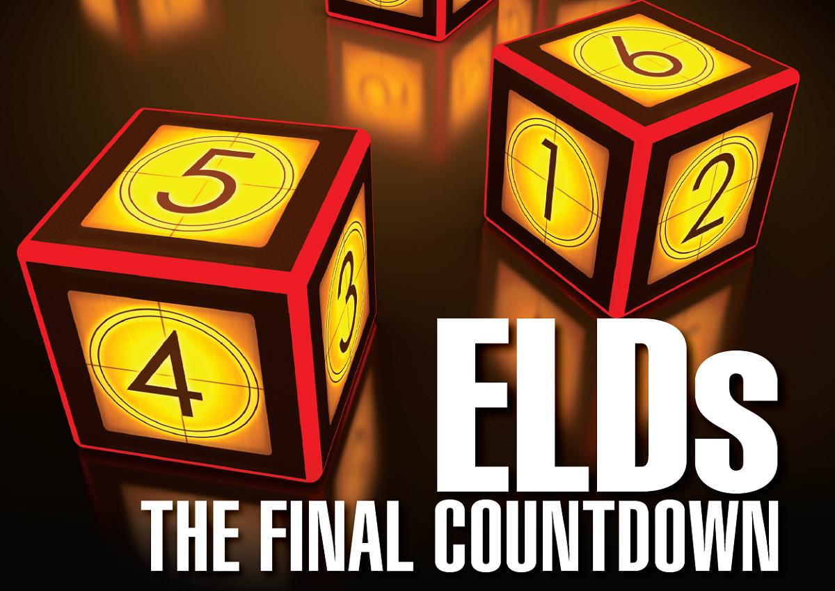 ELDs: The Final Countdown