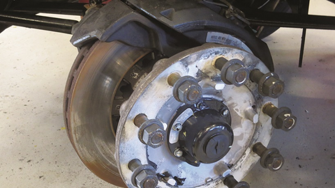 One advantage fleets enjoy with air disc brakes is decreased inspection intervals and reduced...