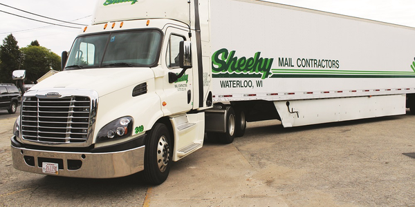 The Sheehy Mail Contractors fleet today is 90% CNG powered, including 15 brand-new CNG...