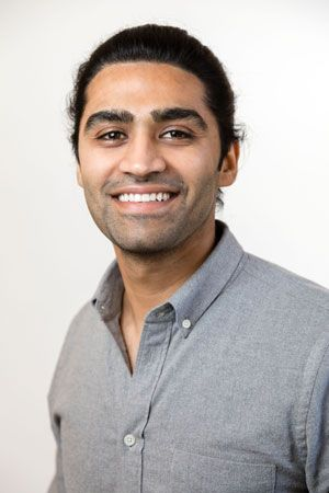 Shoaib Makani, cofounder and CEO, KeepTruckin