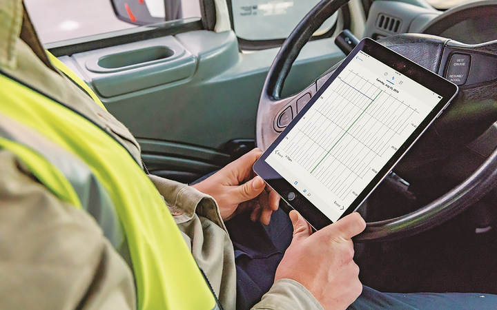 Fleets can realize much more than compliant logs by mining the data their ELDs provide them.
