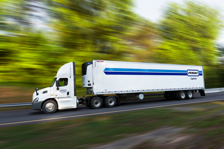 Penkse Logistics offers an online portal to make it easy for carriers to register to haul freight for the 3PL.